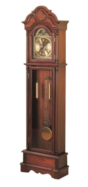 Bowery Hill Chime Grandfather Clock