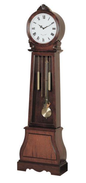 Coaster Brown Grandfather Clock