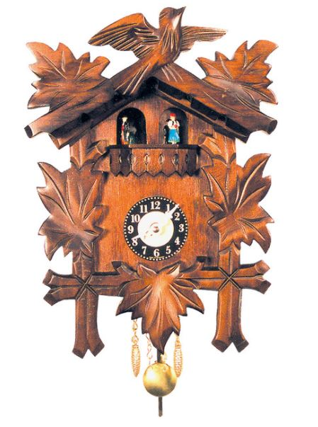 Engstler Battery-Operated Clock