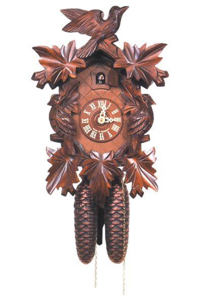Engstler Carved Cuckoo Clock
