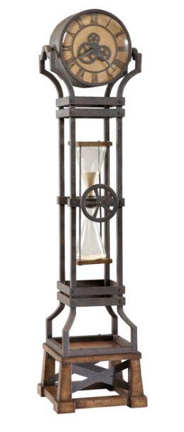 Howard Miller Hourglass Clock