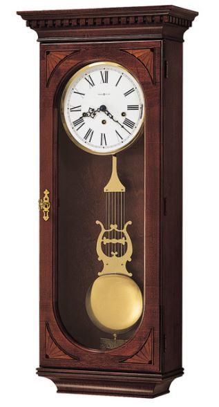 Howard Miller Lewis Key Wound Clock
