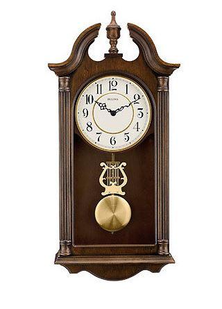 Bulova Saybrook Clock