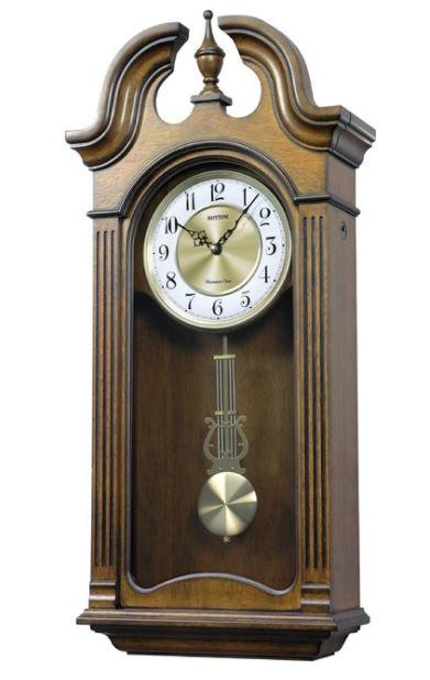 WSM Tiara II Wooden Musical Clock