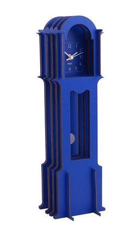 Wolf Designs Jigsaw Grandfather Clock